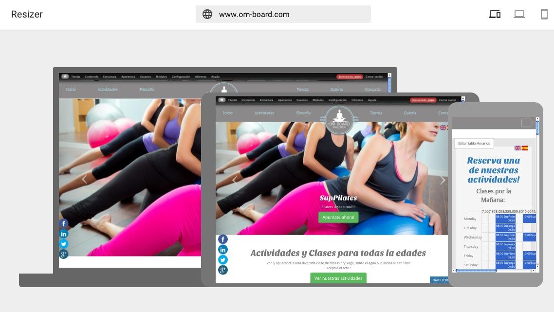 Nueva herramienta para comprobar los diseños web responsive!