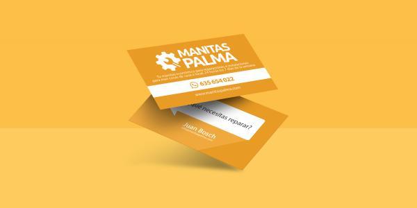 Nueva creación de identidad corporativa den Palma de Mallorca